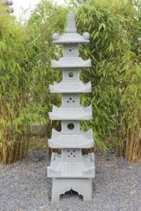 lanterne giapponesi in granito 2