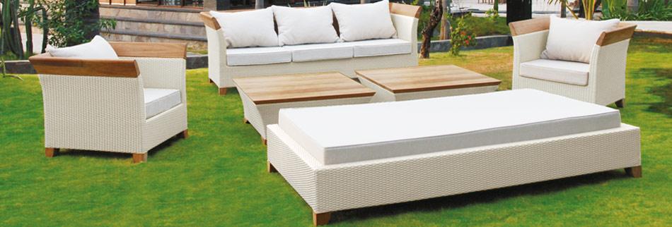 prodotti naturali mobili da giardino