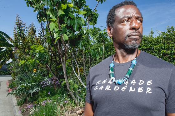 ron finley guerriglia gardening